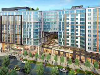 From 460 to 500 Units: One of NoMa's Biggest Planned Developments Aims to Get Bigger