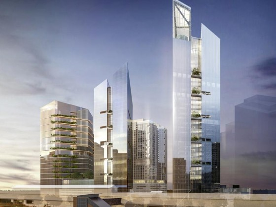 The DC Region's Tallest Building Gets a Key Approval
