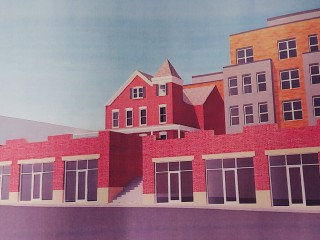 Historic Takoma Development Could Include Up to 140 Residences