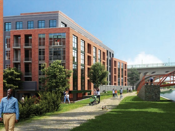 43 Condos on the Waterfront: A New Look For One of Georgetown's Largest Projects