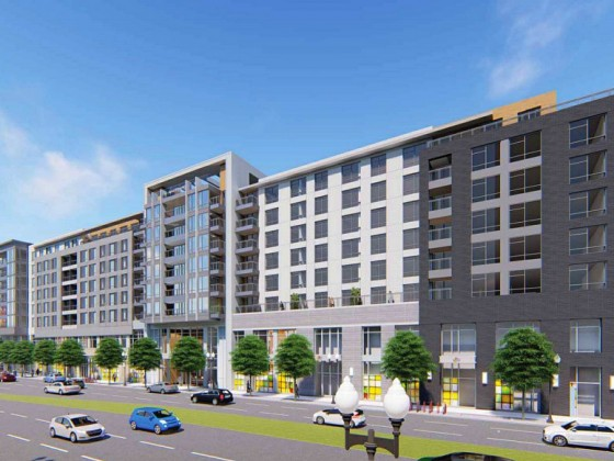 Arlington Approves Plans For 732 Residences and a New Harris Teeter