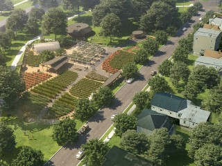 DC Greens Plans Urban Farm in Ward 8