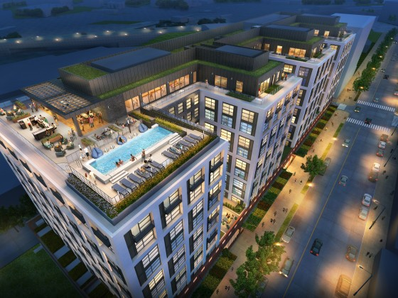 Where New Apartments Are Renting the Fastest in the DC Area