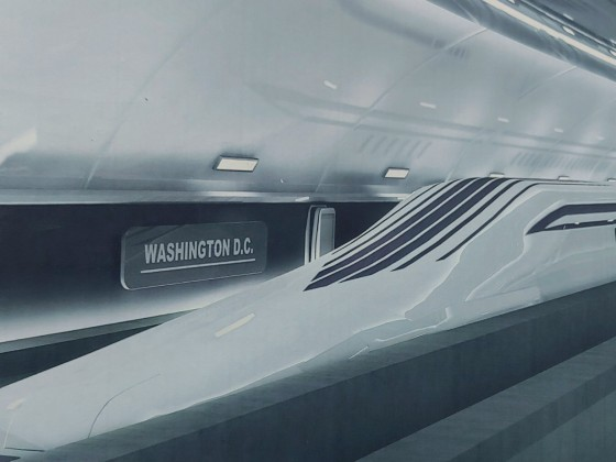 The DC Station For a 15-Minute Train to Baltimore Comes Into Focus