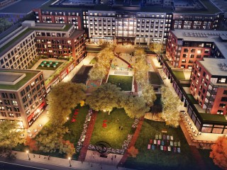 With Whole Foods on The Horizon, Sales for The Parks' First Condominium Move Quickly