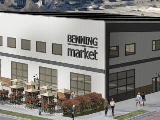 East of the River Food Hall, With Grocery Component, to Break Ground Next Week