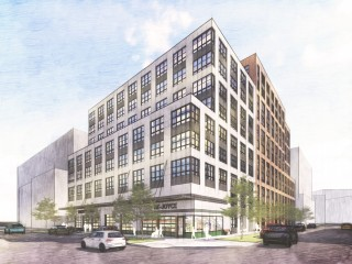 "240 Apartments Proposed for ""Historic"" Arlington Auto Shop"