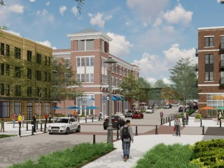Reconfiguring Residential and Adding a Medical Building: The New Plans at Skyland Town Center