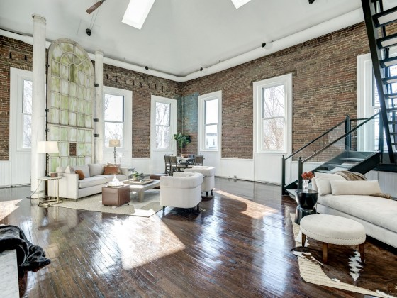NBA Player Dwight Howard Puts Massive Capitol Hill Loft on the Market
