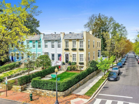 From 9,278 Sales to $9.1 Million: DC's Housing Market in 2019, By the Numbers