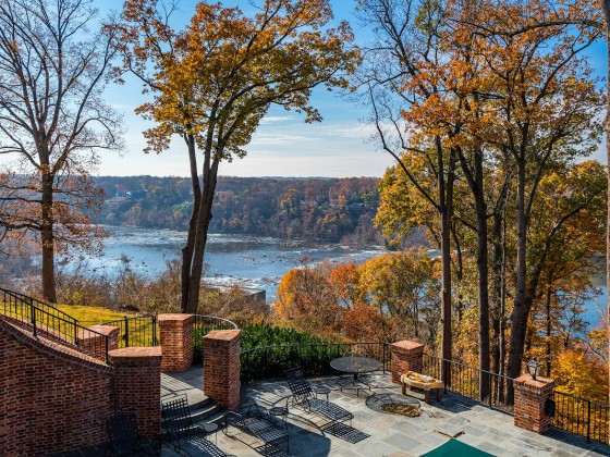 All About the Views: Bethesda Home Hits the Market for $17.5 Million