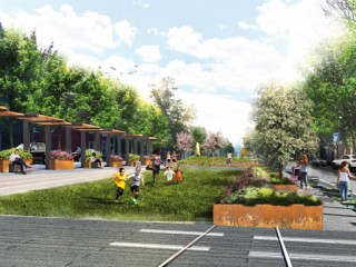 More Details Emerge About the North Capitol Street Promenade