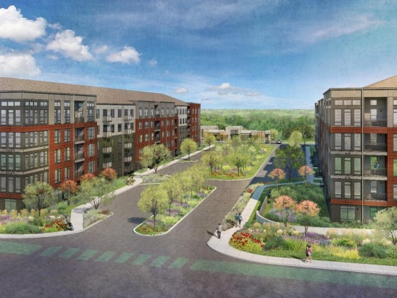 Prince George's County Planning Board Approves Proposed 354 Apartments Near Greenbelt Metro