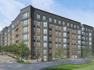 400 Apartments Proposed off Columbia Pike — And That's Just the First Phase