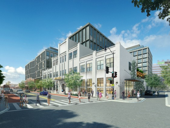 A Woonerf, a Whole Foods, and 870 Units: The Residences Delivering In and Around Shaw This Year