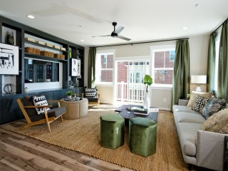 Take a Look at the Newest Luxury Townhomes in North Potomac on Your Own