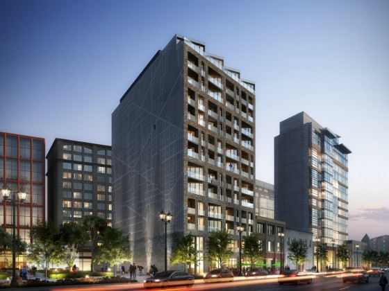 Tribeca Comes to DC: NoMa's Edgiest New Condominiums Begin Sales This Spring