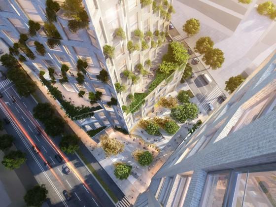 New Renderings Reveal Striking Design At 788-Unit Rosslyn Redevelopment