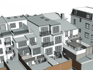 When One Becomes 7: A Plan to Convert Adams Morgan House into 7 Apartments