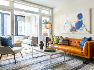 275 Luxury Apartments Nestled in the Heart of Navy Yard