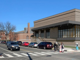 Revamped Bus Barn Could Bring Retail to Upper 14th Street