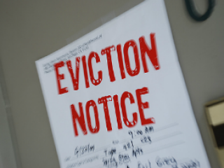 Montgomery County Halts Evictions for 15 Days