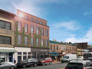 A Brand New Look For 15-Unit Mount Pleasant Laundromat Redevelopment