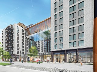 The Stops, Starts, and Stutters in the Navy Yard Residential Pipeline