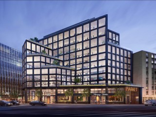 A Bold Redesign Proposed for Dupont Circle Office Building