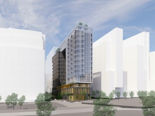 423-Unit Redevelopment Proposed for Rosslyn's RCA Building