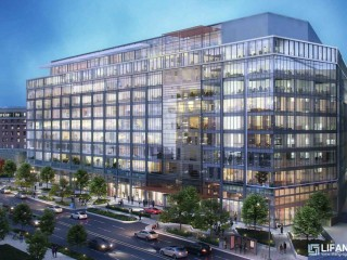 Hotel and a Rooftop Restaurant Could Be Coming to Union Station Office Building