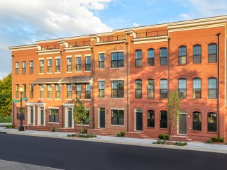 District Towns at Parkside Sells Out Quickly, Setting the Stage for More Walkable D.C. Townhomes