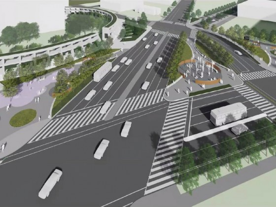 The Two Options for Re-Imagining One of DC's Most Notorious Intersections
