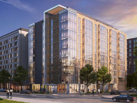 222 Apartments Proposed to Redevelop Church Site in Southwest DC