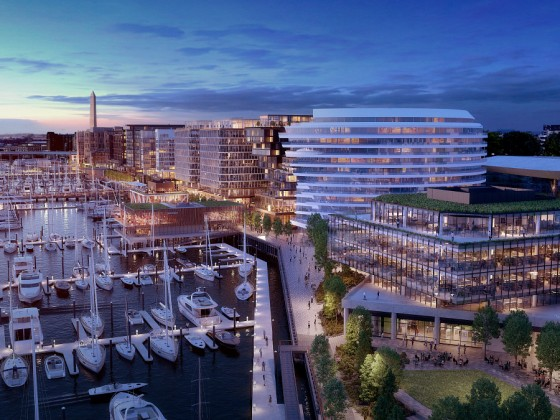 350 Units, Three Office Properties and the Water Buildings: The Wharf, Part II