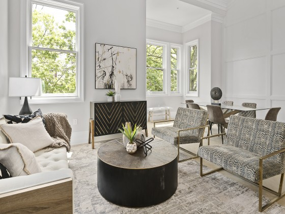 History Meets Modern Luxury in Logan Circle