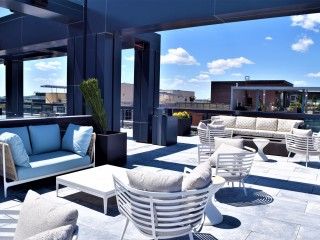 Sweeping Skyline Views From Navy Yard's Newest Apartment Homes