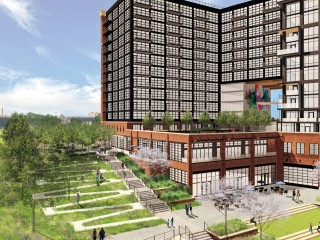 New Renderings Revealed for Proposed Anacostia Riverfront Mixed-Use Development