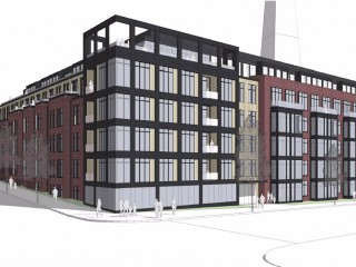 From 230 to 177 Units: The New Proposal for DC's Fox 5 Headquarters