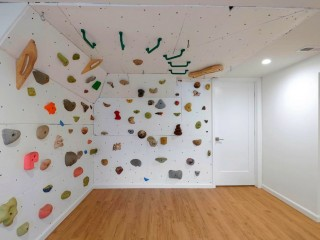 Best New Listings: A Rock-Climbing Wall in Historic Hyattsville