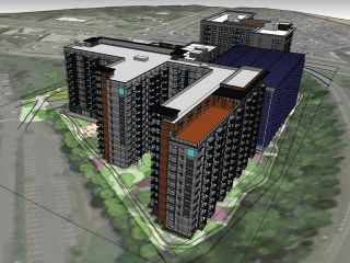 Passive Multifamily, Shady Grove TOD: Montgomery County Housing Production Fund's First Units