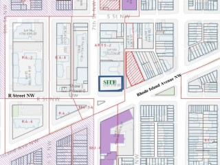 A Map Amendment Could Be on the Way For Shaw's Parcel 42, Is Development Next?