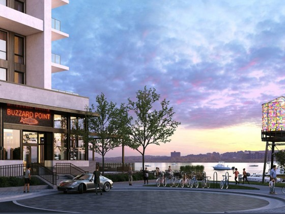 Zoning Commission Unanimously Approves WhyHotel at 481-Unit Coast Guard Headquarters Conversion