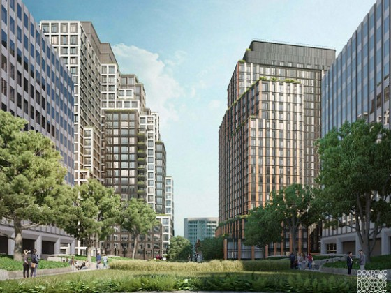 Amazon Cometh: The 7,000 Units on the Boards Between Pentagon City and Potomac Yard