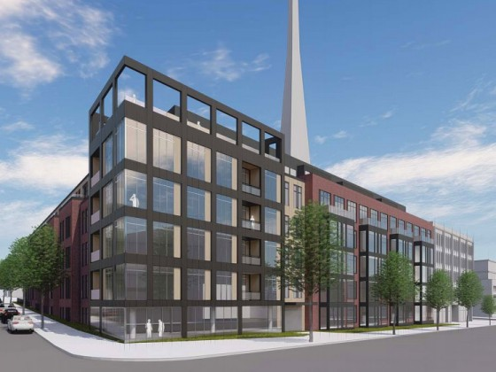 Plans Filed For 177-Unit Redevelopment of DC's Fox 5 Headquarters