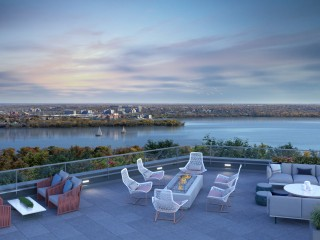 A First Look at MUSE, the Newest Luxury Residences in Old Town North