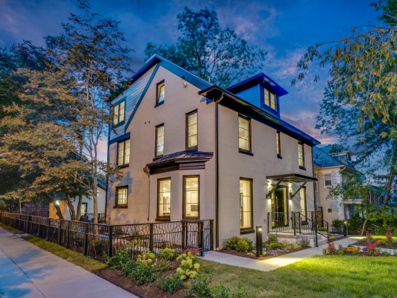 First Look: Inside Observatory Circle's Hottest New Listing