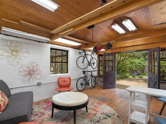Best New Listings: A Surprise Studio in Silver Spring and a Humble House in Herring Hill