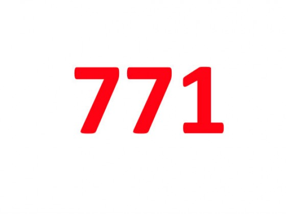 771: Say Hello to DC's New Area Code