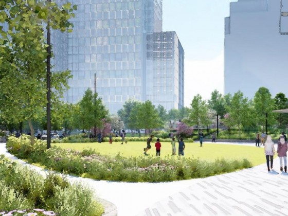 Arlington County Board Approves Master Plan for Amazon-Funded Metropolitan Park